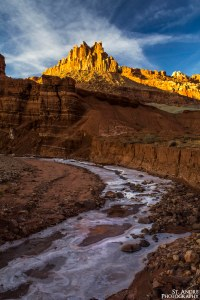 Capitol Reef Castle